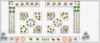 Potager Garden Layout Plans Garden Plan 2013 Potager