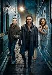 BEING HUMAN Interview Aidan Turner, Russell Tovey, Lenora Crichlow ...