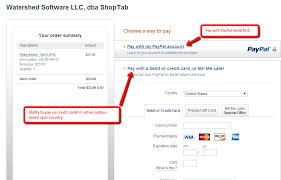 video launch a facebook shop with our paypal checkout in shoptab
