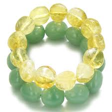 lucky crystal bracelet images Good luck bracelets amulet double lucky set green aventurine and jpg