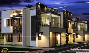 charming home plans with guest house 2 villa plan tamilnadu jpg
