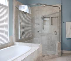 Frameless Bathroom Doors Remodeling Your Bathroom Know The Advantages Of Frameless Shower