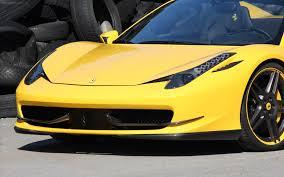 Ferrari 458 Yellow - ferrari 458 spider yellow wallpaper 21284 freefuncar com