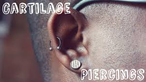 icing cartilage earrings ear and nose cartilage piercings and care tatring
