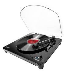 black friday record player ion audio air lp turntable black it55 best buy