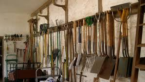 file tools in the potting shed geograph org uk 412310 jpg