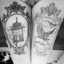 Thigh Tattoos - sexiest thigh tattoos for