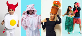28 ridiculously punny halloween costumes brit co