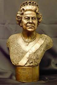 online shop queen elizabeth ii tom murphy liverpool sculptures
