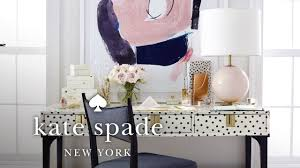 Kate Spade Home by 1 Desk 3 Ways Make Yourself A Home Kate Spade New York Youtube