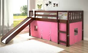 bunk bed tent slide