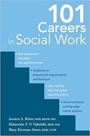 si e social de 101 careers in social work amazon de a ritter halaevalu