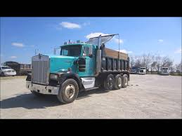 w model kenworth trucks for sale 1984 kenworth w900 dump truck for sale sold at auction april 24