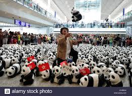 hong kong 9th june 2014 the designer of paper panda paulo