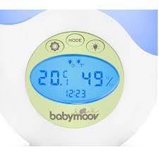 hygrométrie chambre bébé veilleuse pour bébé et enfant station bien être babymoov