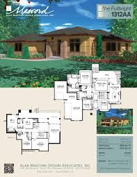 collections of alan mascord floor plans free home designs