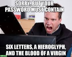 Password Meme - create secure but easy to remember passwords visihow