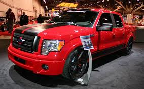 ford sports truck 2009 ford flex and ford f 150 are winners in the customization