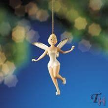 lenox tinkerbell ornament 2009 just a pixie dust need