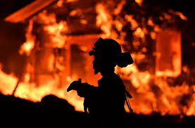 California Wildfire Ranking by Wineries Destroyed By Fire California U0027s Napa Sonoma Burned