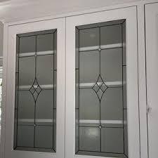 kitchen cabinet door glass inserts unique custom made kitchen cabinet glass inserts classico etsy