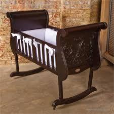 Venetian Crib Bratt Decor Chelsea Cradle Espresso From Bratt Decor
