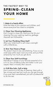 how to spring clean your house how to spring clean your home without lifting a finger