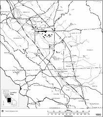 fresno county parcel maps i fresno kangaroo rat dipodomys nitratoides exilis