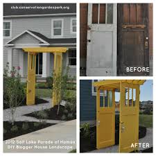 Front Door Arbor by Diy Blogger House Update And Sneak Peek Tatertots And Jello