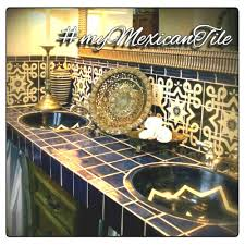 mexican tile kitchen backsplash mexican tiles kitchen bath stairs
