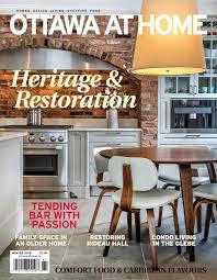 Used Kitchen Cabinets Ottawa Ottawa At Home Winter 2018 By Ottawa At Home Issuu