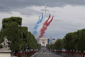 France Flag Meaning What Is It Bastille Day And Why Is It A National Holiday In France