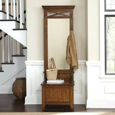 Corner Entryway Storage Bench Narrow Bench For Entryway Ammatouch Photo On Stunning Corner