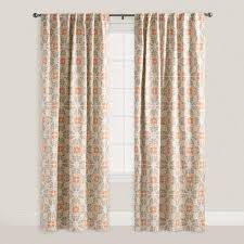 Bright Orange Curtains Best 25 Orange Lined Curtains Ideas On Pinterest Neutral Lined
