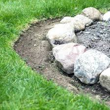 Rock Borders For Gardens Rock Borders For Landscape Rock Borders Landscape Mreza Club