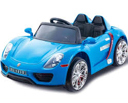 toddler ride on car porsche 918 style 12v children u0027s ride on battery operated car