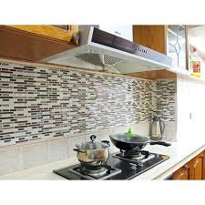 self adhesive kitchen backsplash captivating peel and stick kitchen backsplash ideas 45 luxury best