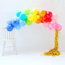 balloon garland balloon garland installation kit rainbow magic pretty