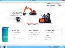 doosan forklift parts catalog infracore gpes 2012 auto repair