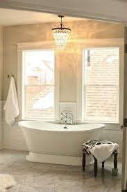 fantastic small bathroom chandelier crystal 25 best ideas about