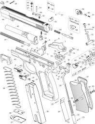 spare parts cz 75 b jizni cz accessories