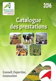 chambre d agriculture 37 calaméo catalogue prestations 2016 chambre d agriculture 37