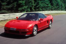 Acura Nsx 1991 Specs A Rocky History Acura Nsx Through The Years Motor Trend