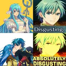 Absolutely Disgusting Meme - an absolutly discusting meme fire emblem amino