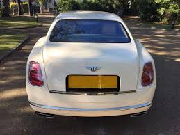 bentley mulsanne white interior modern cars u2013 gold chauffeur services wedding car hire classic