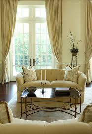 Cream Silk Drapes Traditional Interiors Home Bunch U2013 Interior Design Ideas