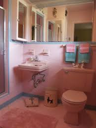 1940s Bathroom Design by One More Pink Bathroom Saved Posted On February 22 2012 By Betty