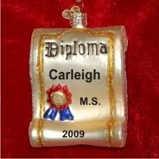 personalized graduation ornament 24 best christmas ornaments images on christmas