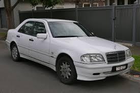 Mercedes Benz Sedan 2015 File 1999 Mercedes Benz C 180 W 202 Classic Sedan 2015 08 07