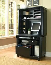 Small Computer Cabinet Desk Armoire Desk With File Drawer Small Puter Desk With File